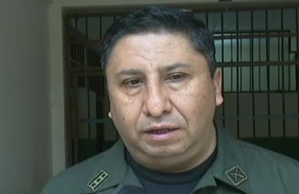 Policía aprehendió a presunto asesino de anciano en Cotoca