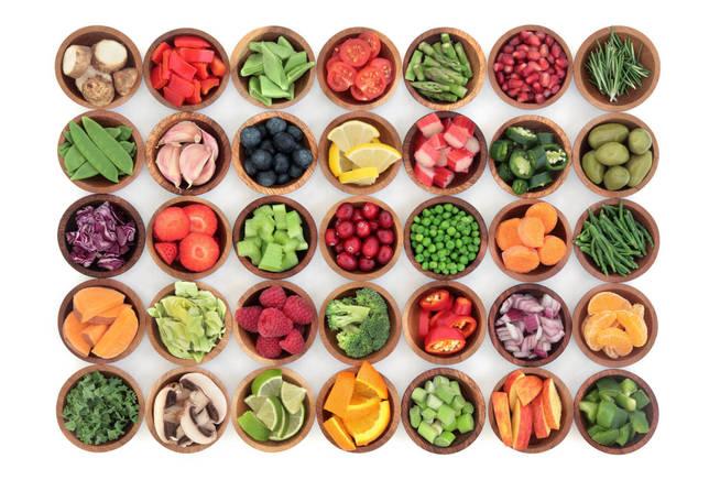 Dieta para retencion de liquidos y adelgazar