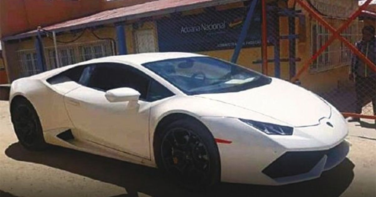 'La polémica afecta nuestra seguridad': aparece el dueño del Lamborghini y pide cerrar el tema