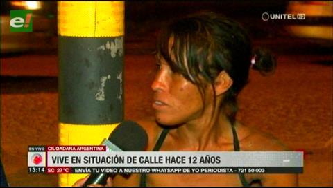 Santa Cruz: Más de 1000 personas en situación de calle, conoce algunas historias