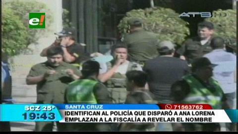 Eurochronos: Identifican al policía que disparo a Ana Lorena Torrez