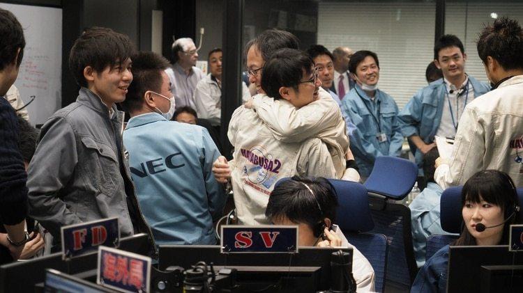 En noviembre de 2018, Japón logró un aterrizaje exitoso realizado por la sonda Hayabusa2 en el asteroide Ryugu (Foto: AP)