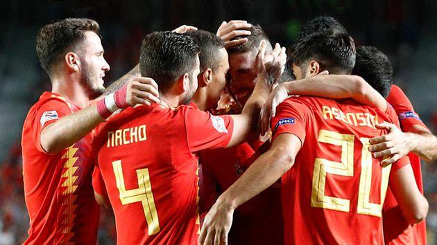 La convocatoria de la Selección de España ante Noruega y Malta