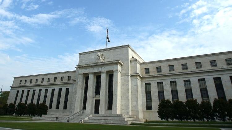 La Reserva Federal de Estados Unidos (Getty)