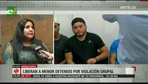 Caso Manada: Abogados de la víctima culpan al Ministerio Público por la liberación del menor