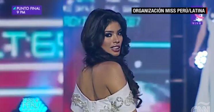 ¡Anyella Grados dejó de ser Miss Perú Universo tras polémico video!