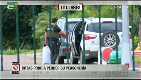Video titulares de noticias de TV – Bolivia, mediodía del viernes 15 de marzo de 2019