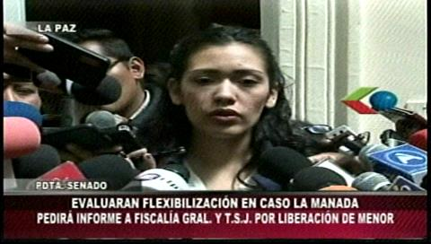 Caso violación grupal: Senadora Salvatierra pedirá un informe al fiscal General