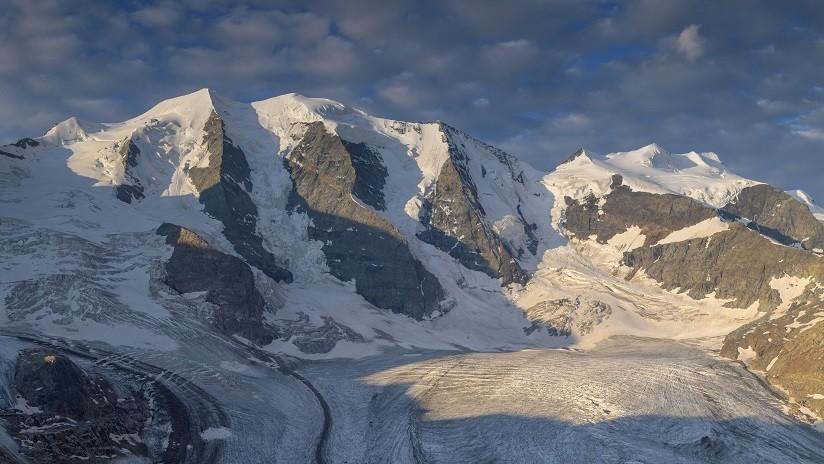 Los Alpes perderán dos tercios de sus glaciares para 2100