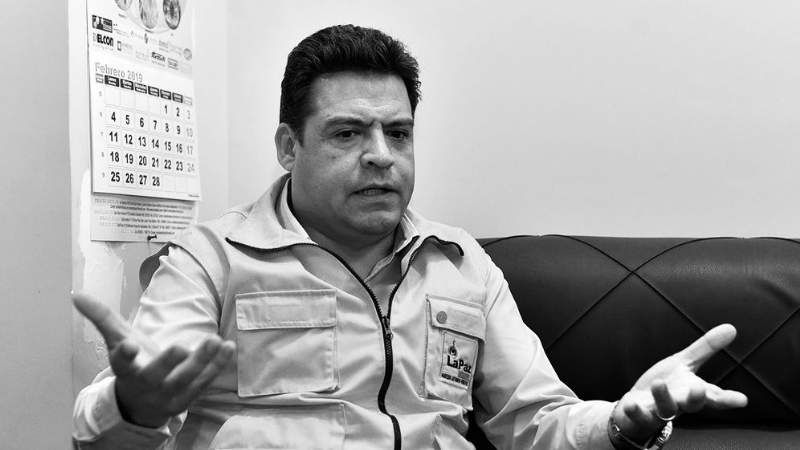 Del Revilla su tragedia: las desventuras de un alcalde en tiempo de basura