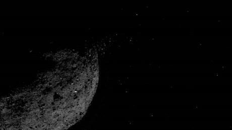 El asteroide Bennu