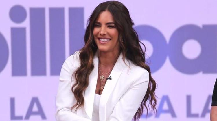 La actriz y conductora de televisión, Gaby Espino, será la presentadora