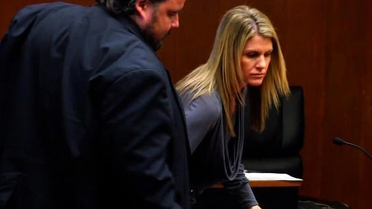 Lytle fue detenida en 2017 y acusada de 21 delitos por la Oficina del Fiscal de Distrito del Condado de Tulare (Foto: captura de pantalla)
