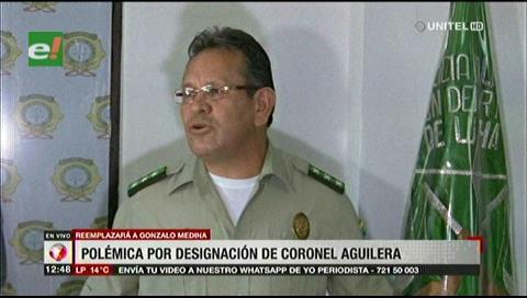 Políticos piden informe al gobierno sobre el viaje del Cnel. Medina a Panamá