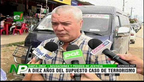 Cívico provincial: Gobernador Costas, venga a visitar a los detenidos del caso terrorismo