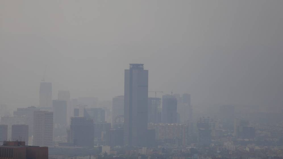 Impone récord concentración de CO2, la más alta en 800 mil años