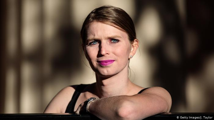 Chelsea Manning (Getty Images/J. Taylor)