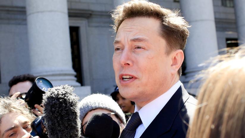 Acciones de Tesla se desploman
