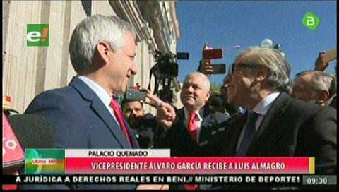Secretario de OEA dice que impedir postulación de Evo es discriminatorio
