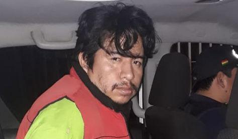 Gustavo Santos Vargas Arias, autor confeso del crimen.