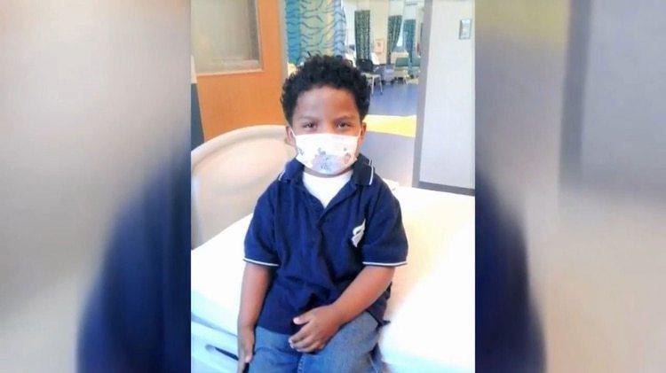 Le diagnosticaron leucemia a los cuatro años y medio