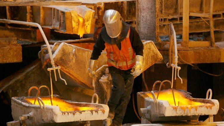 Codelco lamentó en un comunicado la decisión de los trabajadores (AFP)