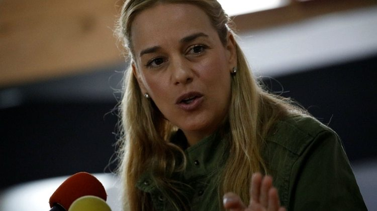 Lilian Tintori (Reuters)