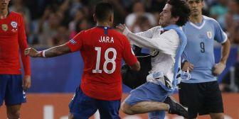 Posible sanción a Gonzalo Jara ya no depende de los árbitros
