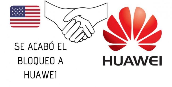Huawei a la espera de ver si puede usar Android