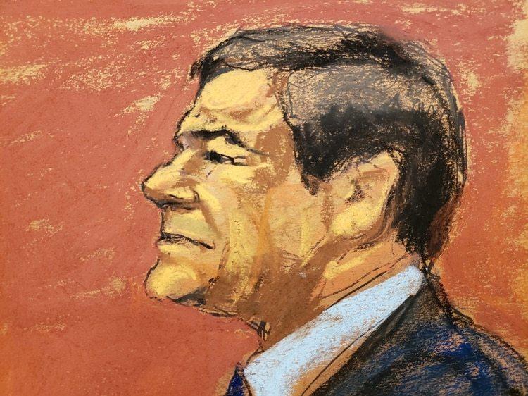 """Para el abogado Lichtman, el juicio contra """"El Chapo"""" ya estaba decidido antes de comenzar (Foto: Reuters)"""