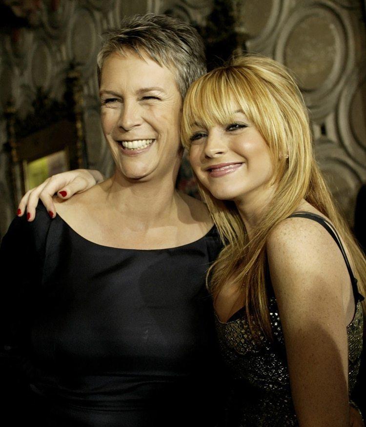 """En 2003, Lohan protagonizó junto a Jamie Lee Curtis la cinta """"Un viernes de locos"""" (Foto: Reuters)"""