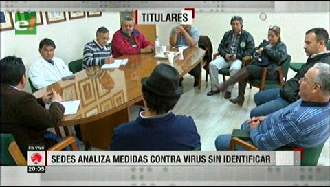 Video titulares de noticias de TV – Bolivia, noche del martes 2 de julio de 2019