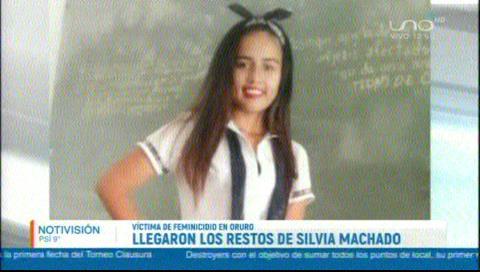 Llegó a Santa Cruz el cuerpo de la joven asesinada en Oruro