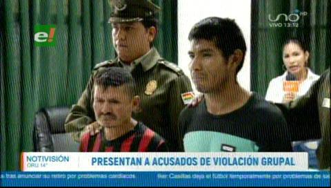Policía boliviana investiga nuevo caso de violación grupal a menor de edad