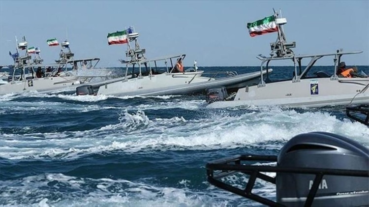 Irán intenta detener a un barco británico en el Golfo Pérsico