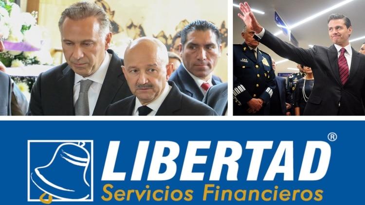 La compañía ha sido asociada a los ex presidentes Carlos Salinas y Enrique Peña Nieto, ambos del PRI (Foto: Especial/ Cuartoscuro)