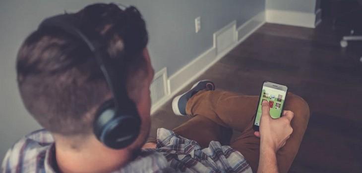 Apps para escuchar audiolibros y leer cómics en Android