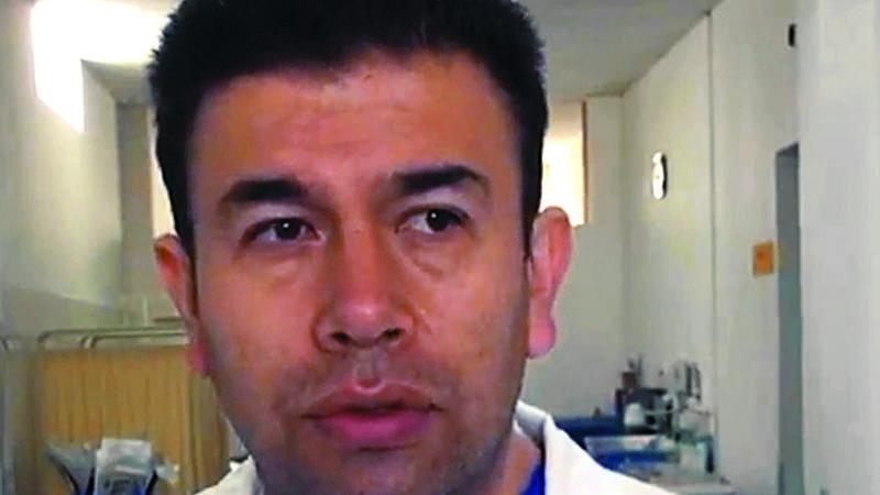 Familia de Vidales no goza de seguro de muerte porque el médico trabajó para el Sistema Público de Salud