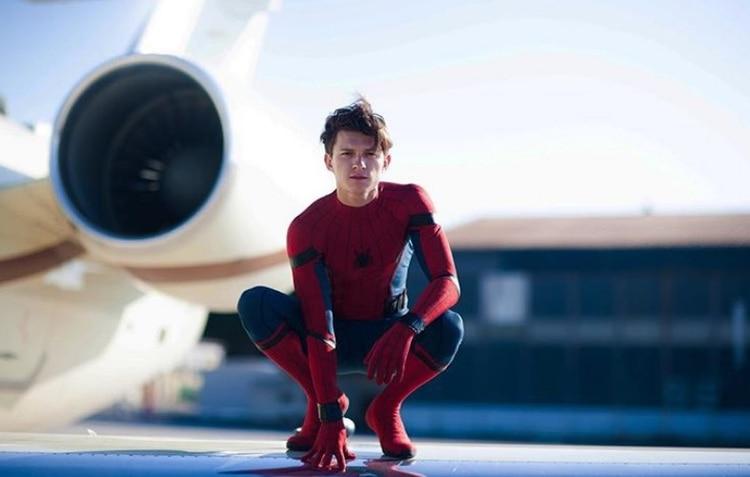 Tom Holland ha tenido buena aceptación por los fans como Spider-Man. (Foto: Instagram @tomholland2013)