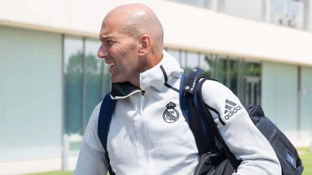 El lamentable motivo por el que Zidane abandonó la pretemporada del Real Madrid