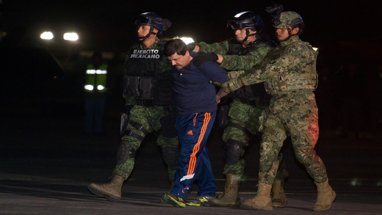El narcotraficante mexicano estará en una celda de cama de hormigón (Foto: Cuartoscuro)