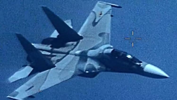 Estados Unidos denuncia agresión de un avión venezolano sobre el Mar Caribe