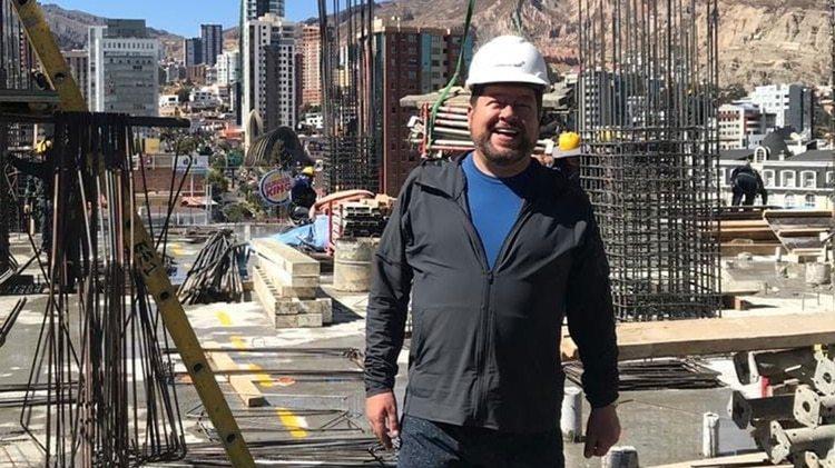 Doria Medina en la Greens Town, que será su mayor obra inmobiliaria