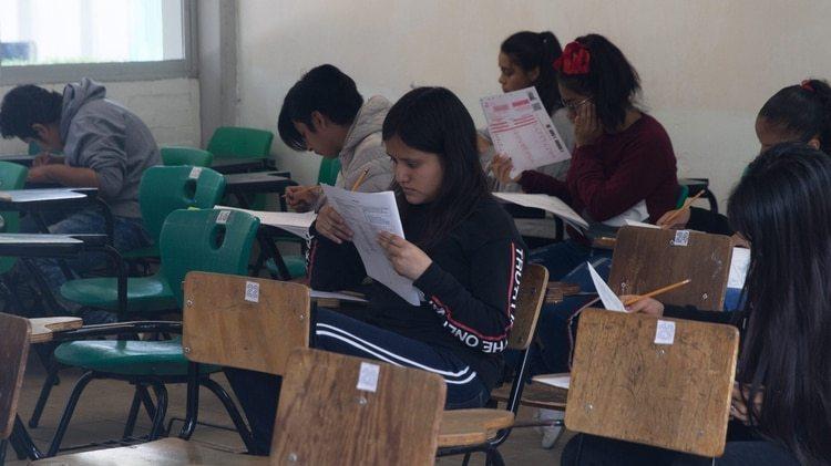 Para Erick, en lugar de haber becas por parte del gobierno, debería haber educación de mayor calidad. (Foto: Cuartoscuro)