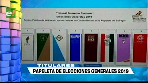 Video titulares de noticias de TV – Bolivia, noche del martes 13 de agosto de 2019