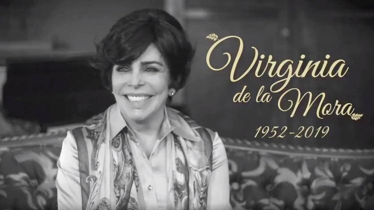 """Virginia de la Mora se enfrentó a varias dificultades durante la primera temporada de """"La casa de las flores (Foto: Netflix)"""