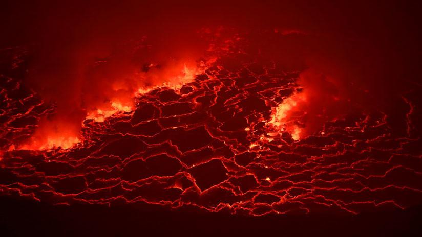 Descubren un 'mundo jurásico'  con un centenar de volcanes enterrados en Australia