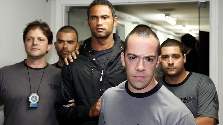 El jugador está cumpliendo una condena de 22 años y 3 meses