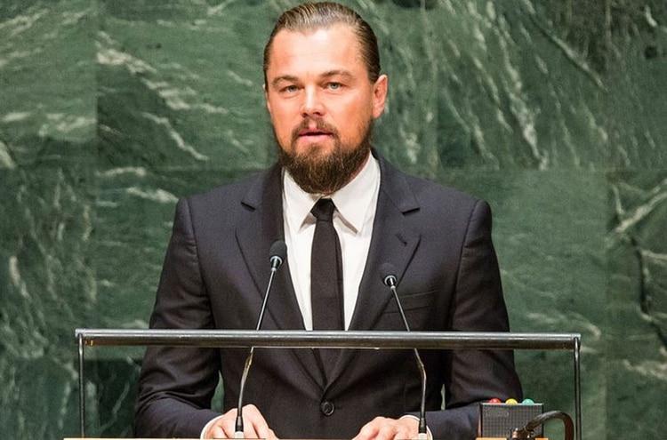 Leonardo DiCaprio donó USD 5 millones para salvar el Amazonas