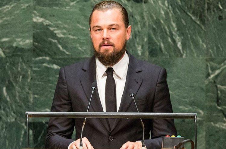 Leonardo DiCaprio, una personalidad comprometida con el cuidado del medio ambiente